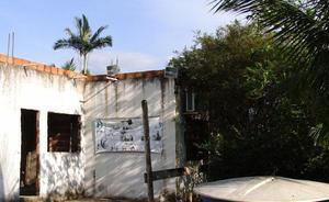 Casa de praia com pousada 15 quartos em fase de acabamento