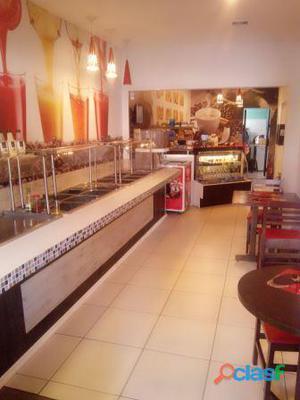 Lindo Restaurante / Cafeteria em Santo André.