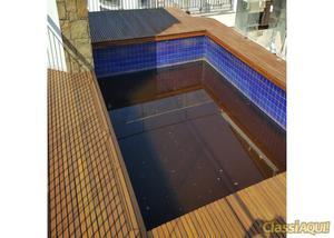Restauração em pisos de madeira - floor restauração