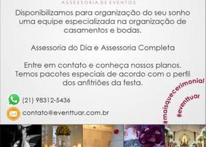 Cerimonialista - eventtuar assessoria de eventos