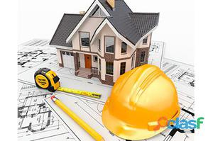 Construção, reforma e manutenção