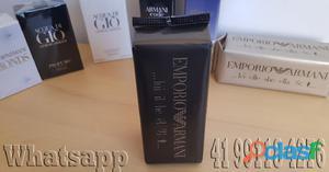 Emporio armani masculino eau de parfum 100ml