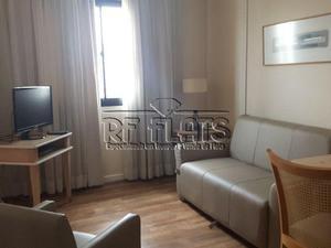 Apartamento · 33m2 · 1 quarto · 1 vaga