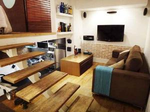 Apartamento · 70m2 · 1 quarto · 1 vaga