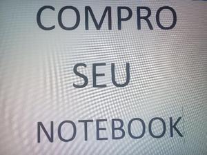 Faça dinheiro agora - compramos seu notebook funcionando e