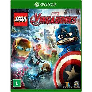 JOGO MARVEL LEGO VINGADORES - XBOX ONE comprar usado  Brasil