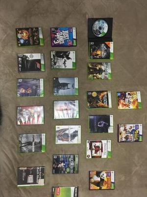 Jogos xbox 360 todos originais