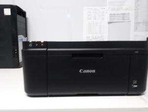 Multifuncional canon pixma e481 jato de tinta colorida wifi
