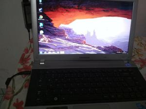 Notebook samsung core i3