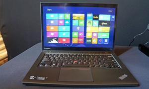 Notebook lenovo thinkpad t440 core i5