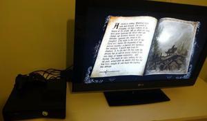 Xbox 360 desbloqueado + 1 controle novo + 1 jogo -