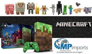 Xbox one s 1tb minecraft edition! só a marketplace traz pra