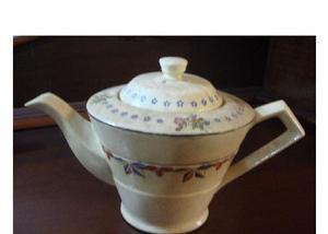 Antigo jogo de café porcelana japonesa - anos 30 -