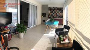 Apartamento · 117m2 · 3 quartos · 2 vagas