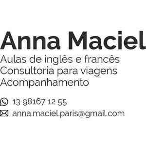 Aulas particulares de inglês e francês