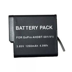 Bateria para go pro gopro hd hero 5 hero 6