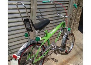 Bicicleta monark mod tigrão anos 70 coleção antiga na