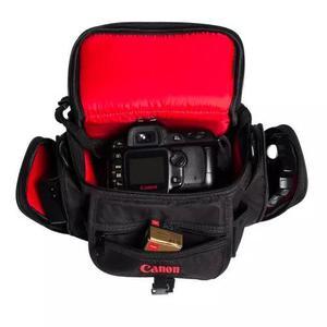 Bolsa case bag p canon 7d 60d t1i t2i t3i t4i t5i t3 xs