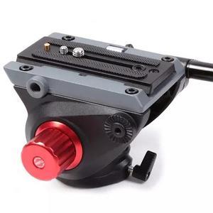 Cabeça leadwin dvh7650 pro video hidraulica benro manfrotto