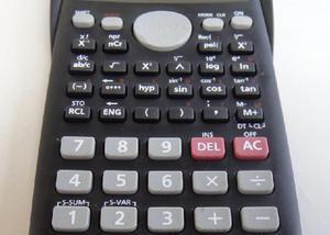 Calculadora científica kenko 240 funções + capa