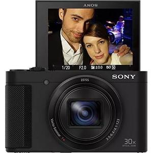 Camera sony dsc-hx80 20mp/30x/fhd - oferta