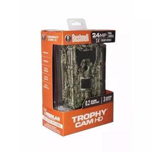 Camera trilha bushnell 24mp trophy cam hd modelo 2018