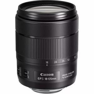 Canon 18-135mm ef-s f/3.5-5.6 is nano usm - t