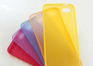 Capa case em siliconetpu iphone 5 5s