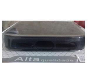 Capa case para iphone 5 novo na caixa