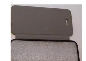 Capa case para iphone 5g preta nova