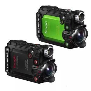 Câmera ação olympus tg-tracker lcd 1.5'' 4k wifi gps p/