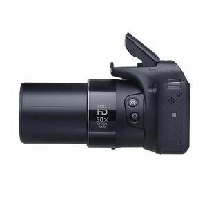 Câmera canon powershot sx530 wi-fi + cartão de m