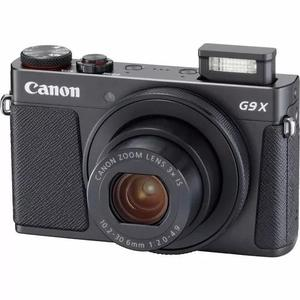 Câmera digital canon powershot g9x mark ii wi-fi + cartão