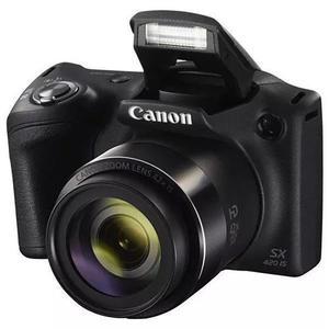 Câmera digital canon powershot sx420 is 20mpx 1 ano