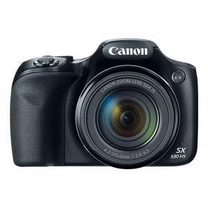 Câmera digital canon powershot sx530 hs 16 mp monitor lcd
