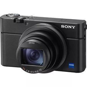 Câmera digital sony cyber-shot dsc-rx100 vl m6 4k uhd