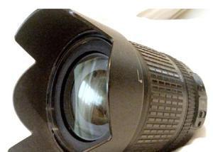 Câmera nikon d5200 + lente 18-105mm + bolsa profissional