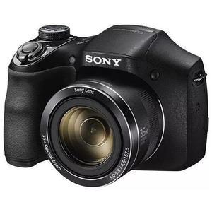 Câmera sony dsc-h300 3.0 20.1mp zoom óptico 35x