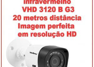 Câmera de segurança intelbras 20 metros hd com