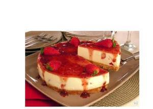 Deliciosas cheese cake para festas em geral