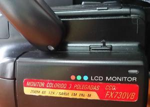 Filmadora sony camcord video 8 handycam em santa rosa rs