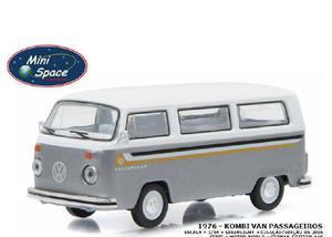 Greenlight 1976 kombi van para passageiros miniatura 164