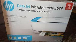 Impressora hp nova na caixa