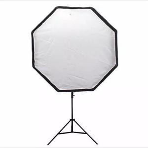 Kit softbox octogonal 70cms luz contínua e27