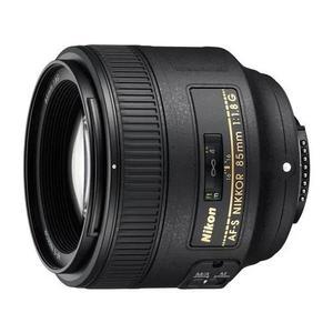 Lente nikon 85mm f/1.8g af-s pronta entrega - 12x s