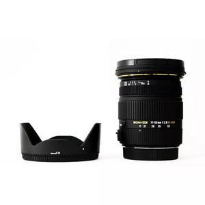 Lente sigma 17-50mm nikon - f/2.8 ex dc os hsm autofoco