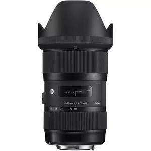 Lente sigma art 18-35mm f/1.8 dc hsm para canon c/ garantia