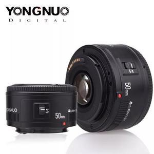 Lente yongnuo yn 50mm f/1.8 canon auto foco pronta entrega