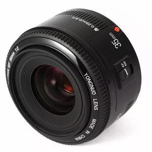 Lente yongnuo yn35mm f2 n - 35mm f2n autofoco para nikon