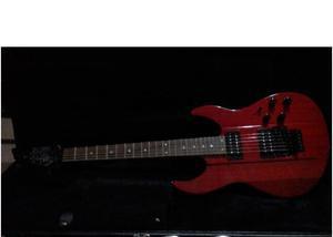 Linda guitarra line 6 line 6 jtv-89f-us variax in blood red